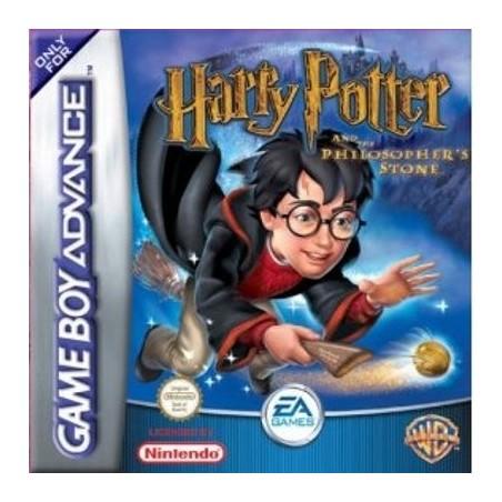 Harry Potter e la Pietra Filosofale - Game Boy Advance