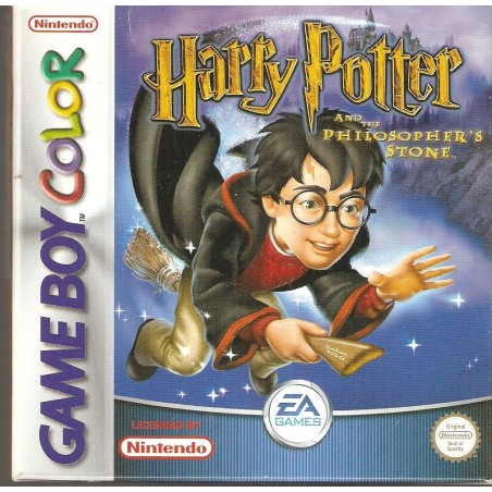 Harry Potter e la Pietra Filosofale - Game Boy Color