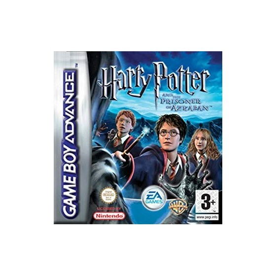 Harry Potter e il Prigioniero di Azkaban - Game Boy Advance