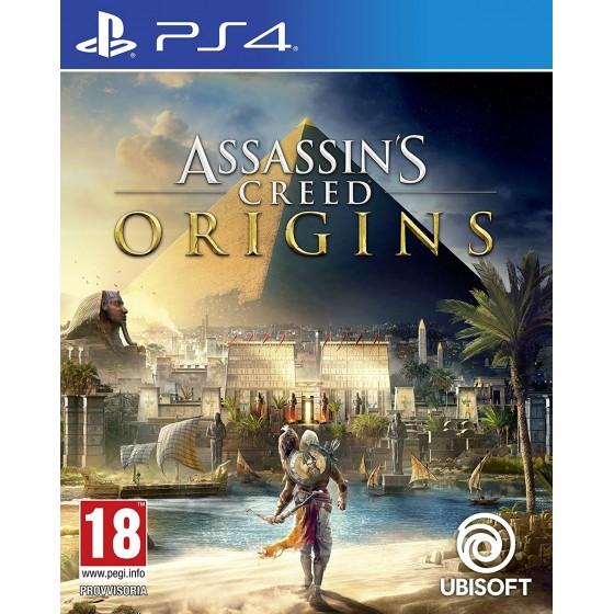 Assassin's Creed Origins - PS4
