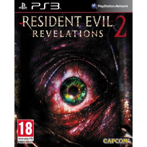 Resident Evil Revelations 2 - PS3