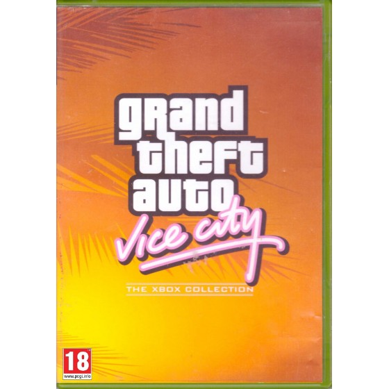GTA Vice City - Xbox