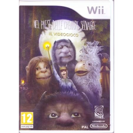 Nel Paese delle Creature Selvagge - Wii