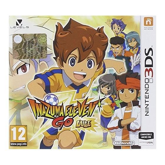 Inazuma Eleven Go Luce - 3DS usato