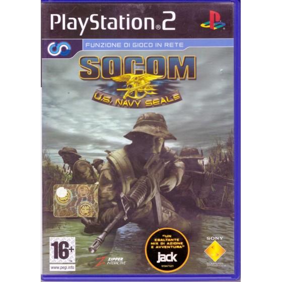 SOCOM: U.S. Navy Seals - PS2
