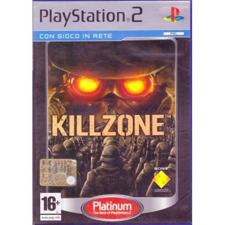 Killzone - Platinum - PS2