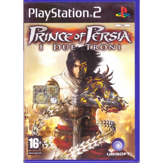 Prince Of Persia - I Due Troni - PS2