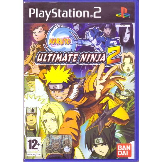 Naruto Ultimate Ninja 2 - PS2