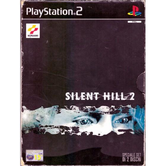 Silent Hill 2 - Edizione Cartonata - PS2