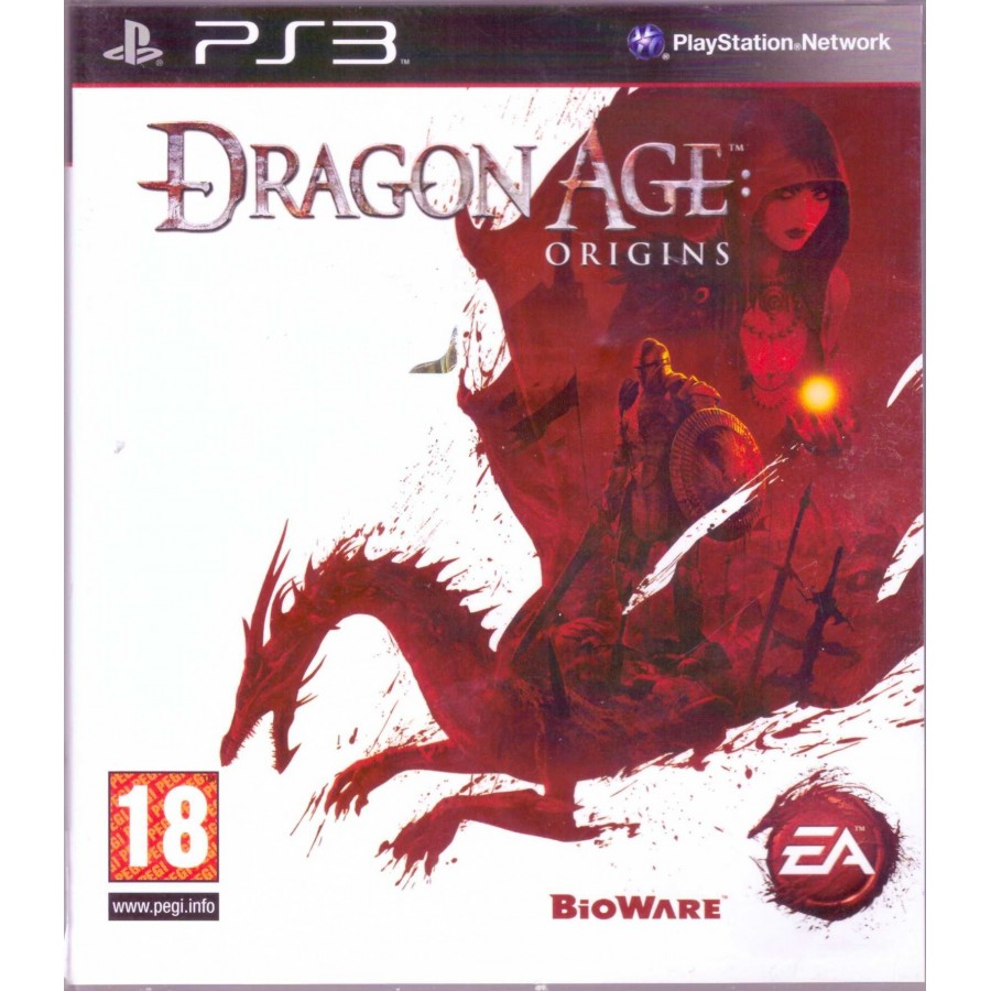 Dragon Age Origins - PS3