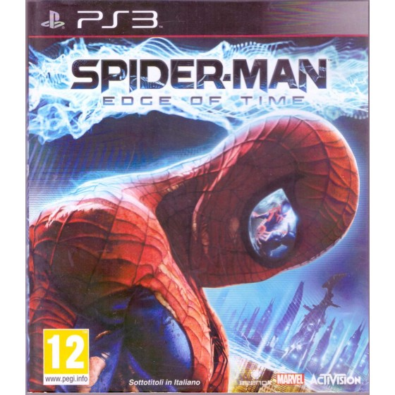 Spider-Man Edge of Time - PS3