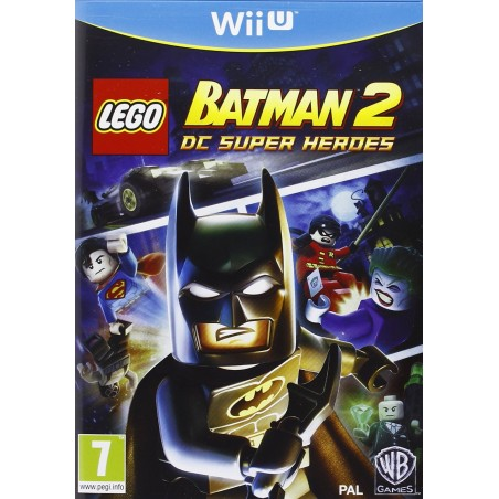 LEGO Batman 2: DC Super Heroes - WiiU