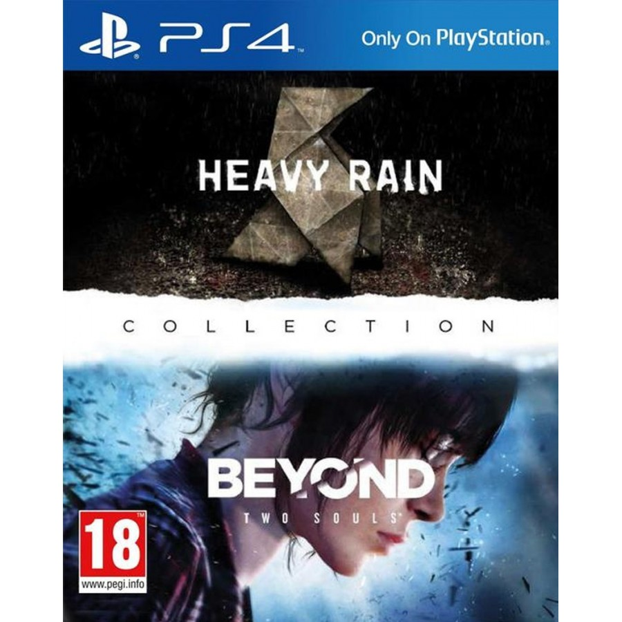 Heavy Rain & Beyond Collection per ps4