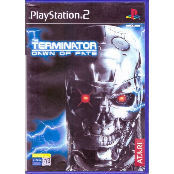 The Terminator: Dawn of Fate - PS2
