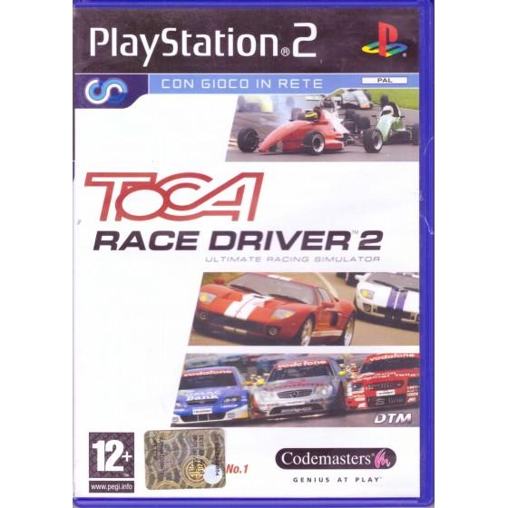 TOCA Race Driver 2 - PS2