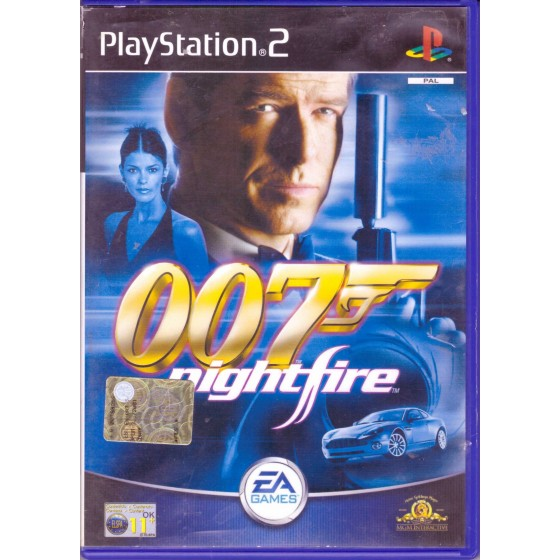 James Bond 007: Nightfire - PS2