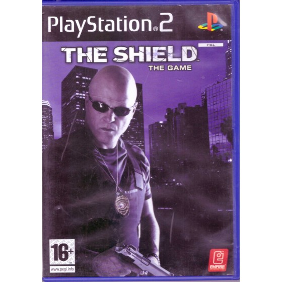The Shield - PS2