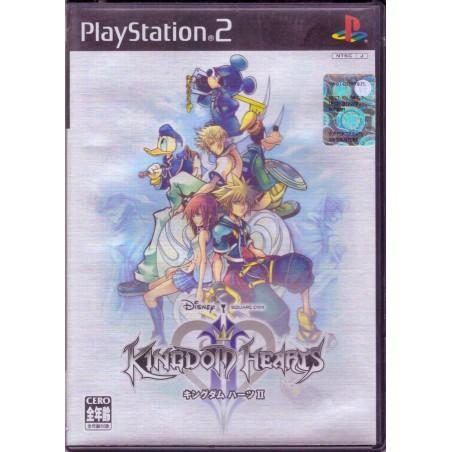 Kingdom Hearts 2 - JAP - PS2 usato