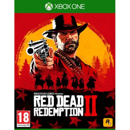 Red Dead Redemption 2 - Xbox One usato