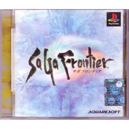SaGa Frontier - PS1 JAP