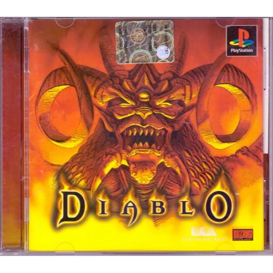 Diablo - PS1 JAP