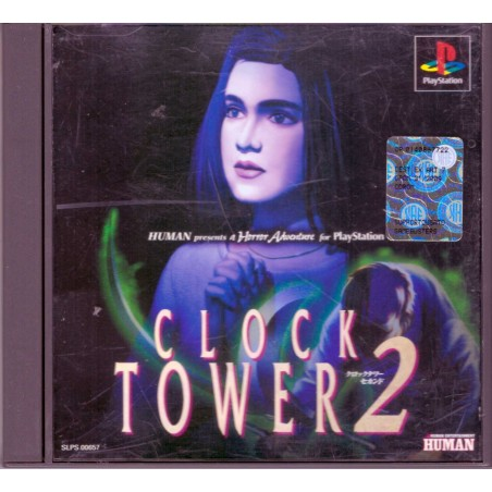 Clock Tower II: The Struggle Within - PS1 JAP