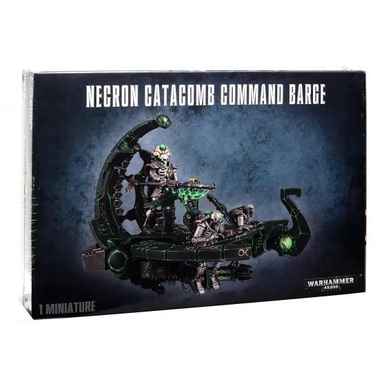 Warhammer 40.000 - Necron Catacomb Command Barge