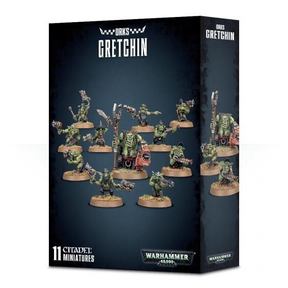 Warhammer 40.000 - Orks Gretchin