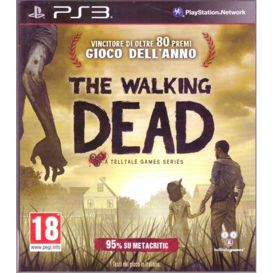 The Walking Dead: Season One - PS3