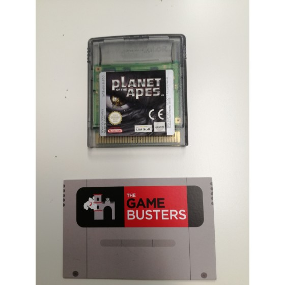 Planet of the Apes - Game Boy Color usato