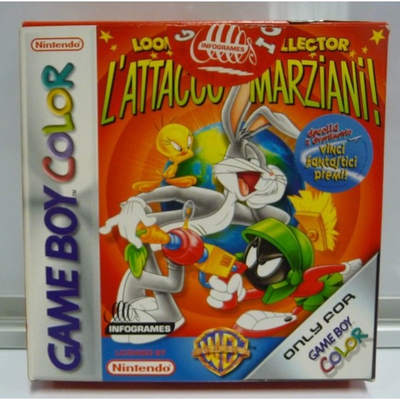 Looney Tunes Collector L'attacco dei Marziani - Game Boy Color