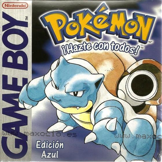 Pokemon Versione Blu