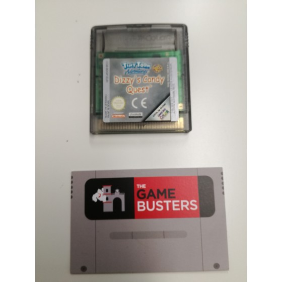 Tiny Toon Adventures - Dizzy's Candy Quest - Game Boy Color usato