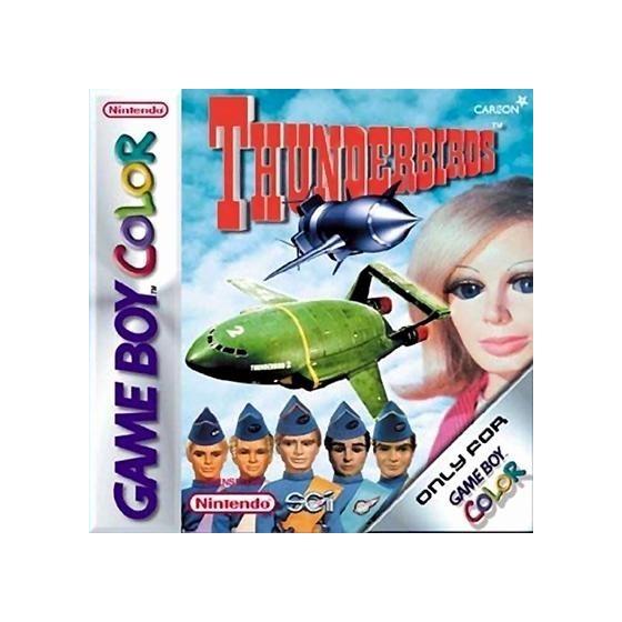 Thunderbirds - Game Boy Color usato