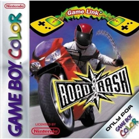 Road Rash - Game Boy Color