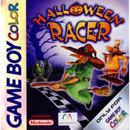 Halloween Racer - Game Boy Color
