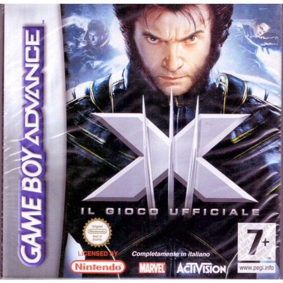 X-Men Il Gioco Ufficiale - Game Boy Advance