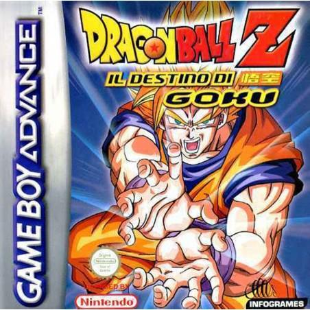 Dragon Ball Z Il Destino di Goku - Game Boy Advance