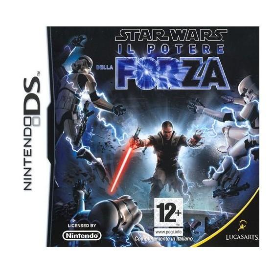 Star Wars Il Potere della Forza - DS