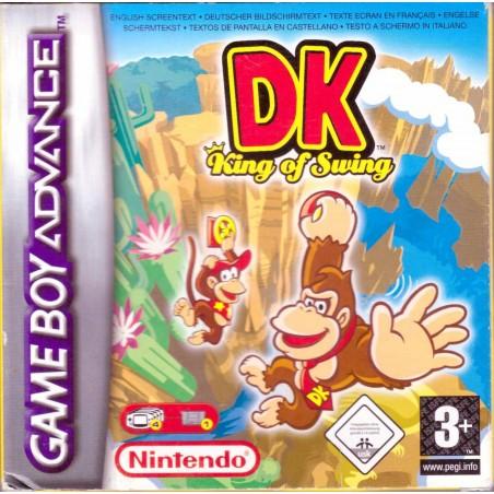 DK King of Swings - Game Boy Advance
