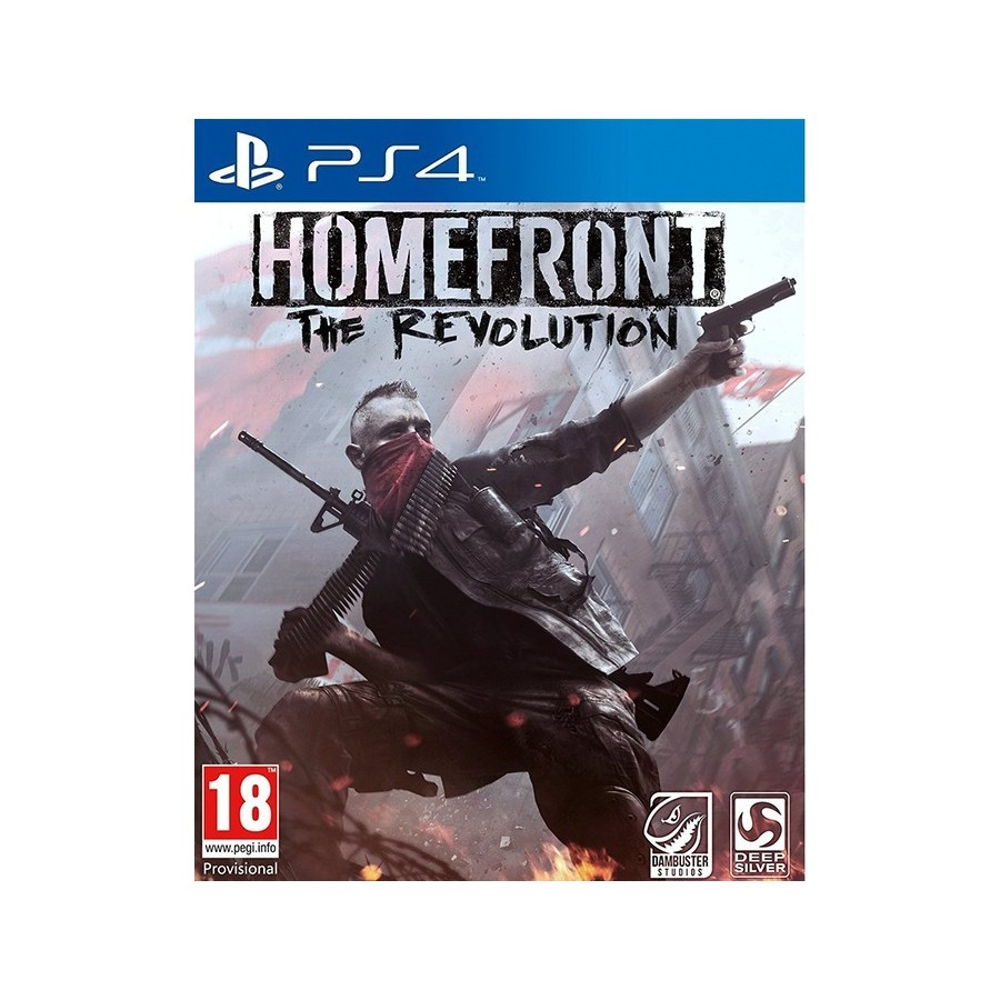 Homefront The Revolution per ps4
