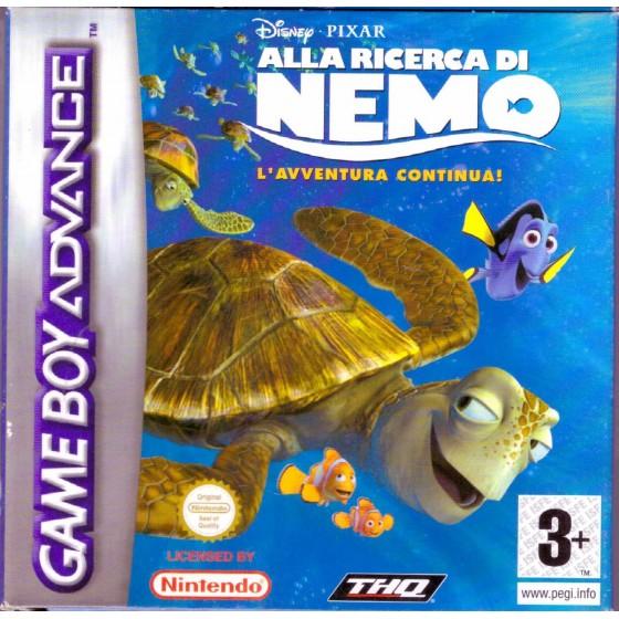 Alla ricerca di Nemo L'avventura continua - Game Boy Advance