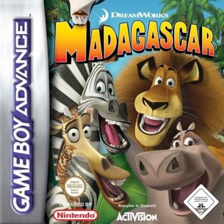 Madagascar - Game Boy Advance