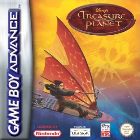Disney Il Pianeta Del Tesoro - Game Boy Advance