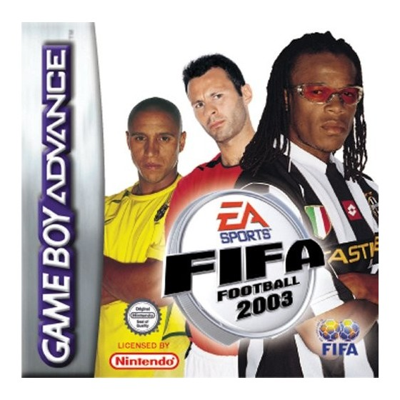 FIFA Football - Game Boy Advance