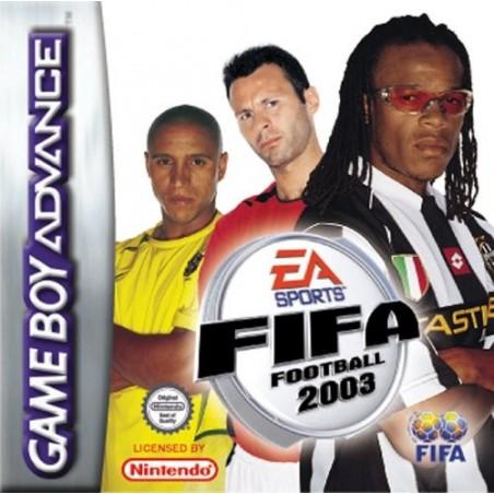 FIFA Football - Game Boy Advance