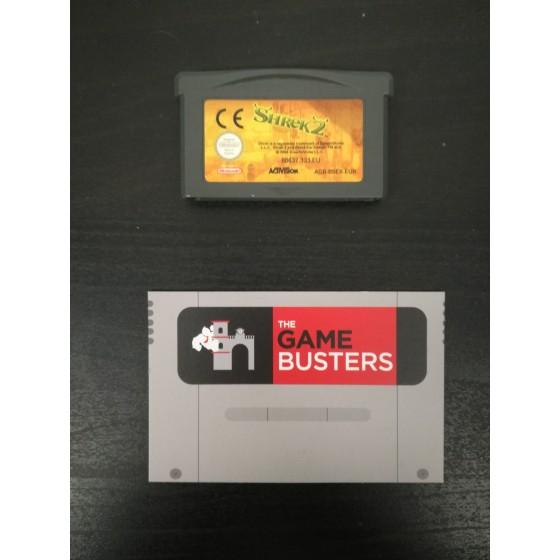 Shrek 2 - Game Boy Advance usato