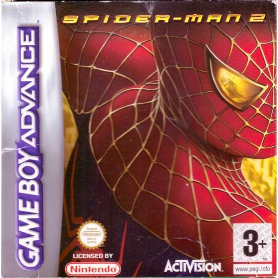 Spider-Man 2 - Game Boy Advance