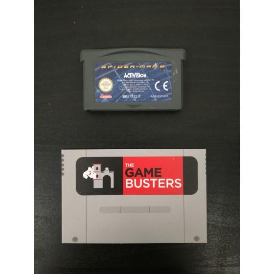 Spider-Man 2 - Game Boy Advance usato
