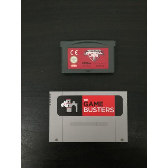 Tony Hawk's Downhill Jam - Game Boy Advance usato